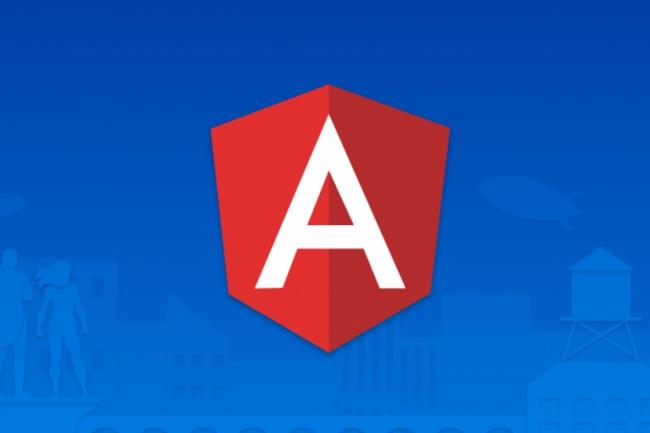 Разработаю интерфейс на Angular.jsВерстка и фронтэнд<br>Разработаю или доработаю интерфейс с использование javascript фреймворка Angular.js Интегрирую с серверной частью на laravel или node.js<br>