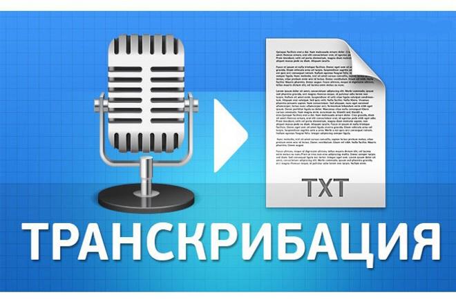 Переведу аудио в текстНабор текста<br>Переведу аудио в текст. Работаю с любым качеством аудиозаписи. Работаю с записями только на русском языке. После перевода проверяю полностью текст на наличие орфографических и пунктуационных ошибок.<br>