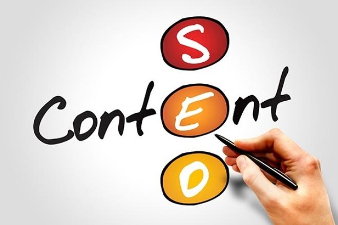 Напишу SEO контент для ваших проектовПродающие и бизнес-тексты<br>Напишу SEO оптимизированный контент для ваших проектов. Копирайтинг и рерайтинг по доступным ценам. Такие статьи способствуют выводу сайта в ТОП поисковых систем Работаю со всеми тематиками. При необходимости самостоятельно подберу ключевые слова. ********************************* Уникальность по сервису text.ru. *********************************<br>