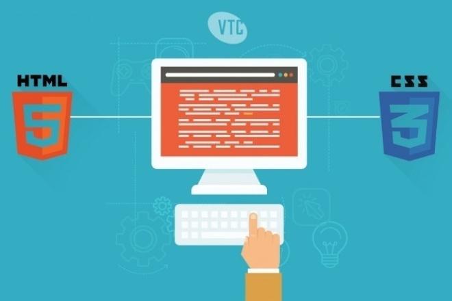 Доработаю или поправлю верстку сайтаВерстка и фронтэнд<br>Сделаю корректировку, доработку текущего кода (CSS и HTML) вашего сайта: исправление недочетов в верстке, доработка внешнего вида по ТЗ (цветовая гамма, шрифты, расположение блоков и тд.) Обязательно укажите что нужно сделать, укажите ссылку на сайт и на какой движок он установлен.<br>