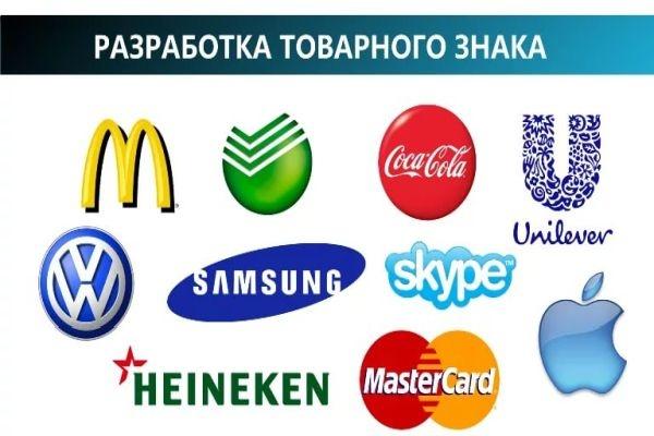 Регистрация торговой марки, товарного знака 1 - kwork.ru