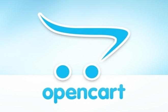 Правки opencartДоработка сайтов<br>Правки opencart (установка и настройка внешнего вида и скинов, установка дополнительных модулей или перевод).<br>