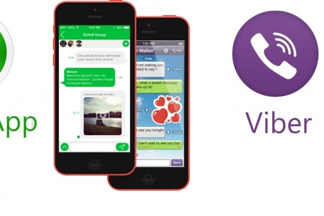 Viber рассылкаE-mail маркетинг<br>Одним из новейших методов эффективной рекламы, которая на сегодняшний день пользуется огромной популярностью среди пользователей интернета, является отправка рассылок по Viber. Гарантированная доставка + высокая лояльность получателей = высокий отклик и результативность! Мобильная реклама Viber – лучший выбор для продвижения своих товаров и услуг. За1 kwork вы получаете рассылку на 950 номеров .<br>
