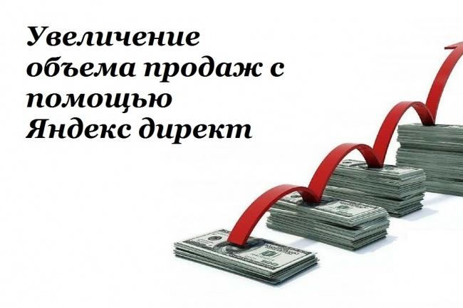 Продвижение товара с помощью яндекс директ 1 - kwork.ru