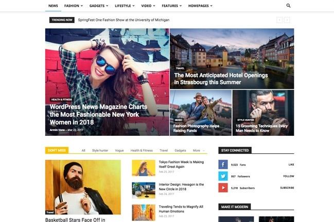 Создадим Блог, журнал, новостной портал на WordPress 1 - kwork.ru