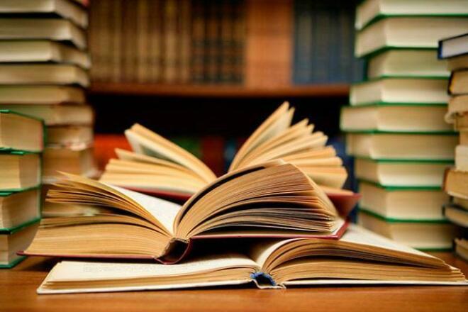 Сделаю библиографический список на англйиском в стиле APA, MLA, CMSРедактирование и корректура<br>Сделаю библиографический список в правильном формате и в соответствии со стандартами APA, MLA, CMS (на английском языке). В один kwork входит не больше 30 источников. За каждые дополнительные 15 источников взымается дополнительная плата.<br>