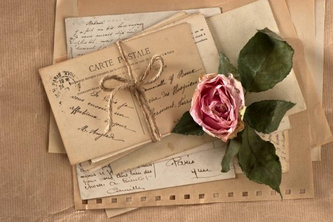 Сочиню любовное письмо вашей второй половинке 1 - kwork.ru
