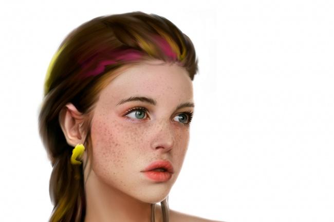 CG портреты с душой 1 - kwork.ru