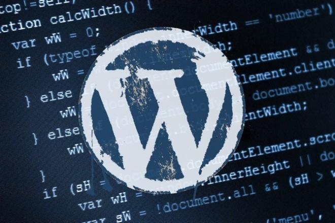 Создам магазин на WordPress 1 - kwork.ru