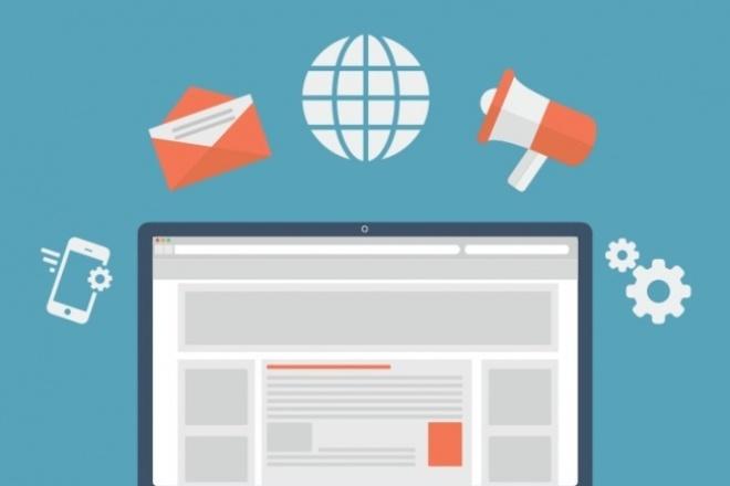 Интеграция меню в сайт на Wordpress 1 - kwork.ru