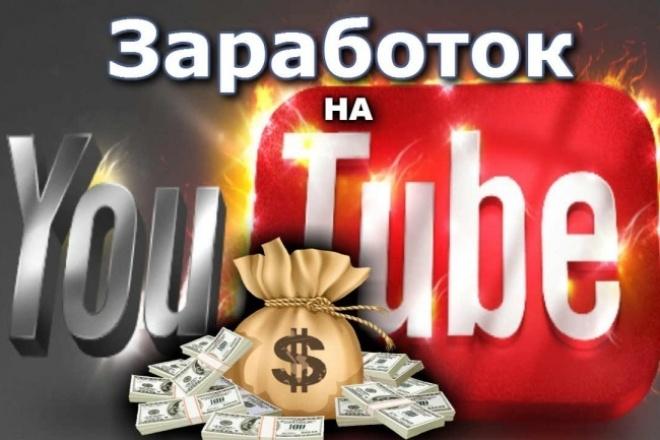 Готовая стратегия для продвижение канала на YouTube 1 - kwork.ru
