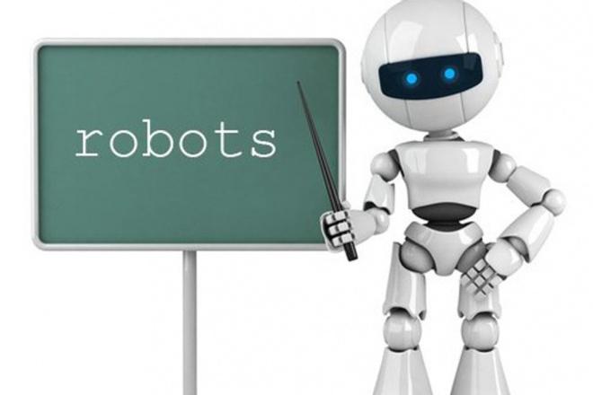 Настройка .htaccess редиректы, сжатие, кэш. Настройка robots.txt 1 - kwork.ru