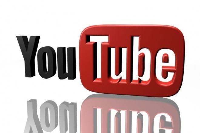 Добавлю 300 подписчиков на ваш канал YoutubeПродвижение в социальных сетях<br>Предлагаю вам услугу быстрого и качественного добавления 300 подписчиков к вашему каналу на YouTube. Стоит так же помнить, что все подписчики живые люди, и со временем они могут отписаться от вашего канала, но на YouTube это происходит крайне редко. Число отписавшихся составляет не более 5%.<br>