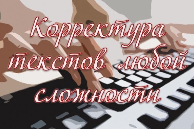 Исправлю ошибки в тексте любой сложности 14 - kwork.ru