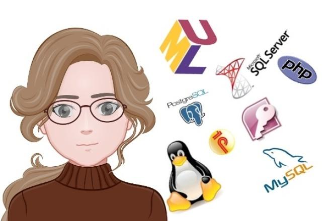 Напишу отчет по лабораторной работе. IT-тематикаРепетиторы<br>Напишу отчет по лабораторной работе. Примерные направления работ: базы данных (Mysql, MS SQL, MS Access, Postgres), SQL; программирование (php, javascript, VBA и VB, XSLT + XML, prolog ); 1C; разработка моделей UML; работа в linux.<br>
