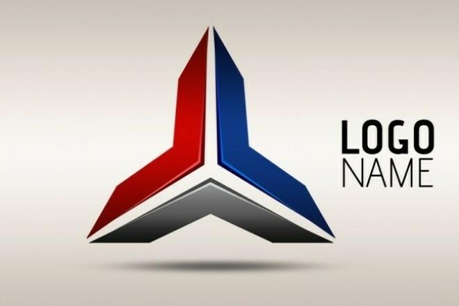 Создание логотипов по эскизу или с нуля 1 - kwork.ru