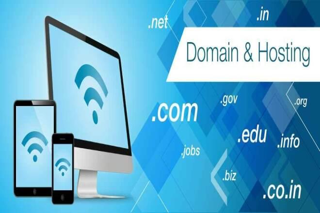 Регистрация хостинга и домена 1 - kwork.ru
