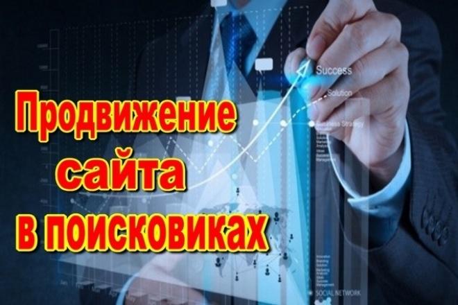 Как самому  продвинуть сайт в  поисковиках 1 - kwork.ru