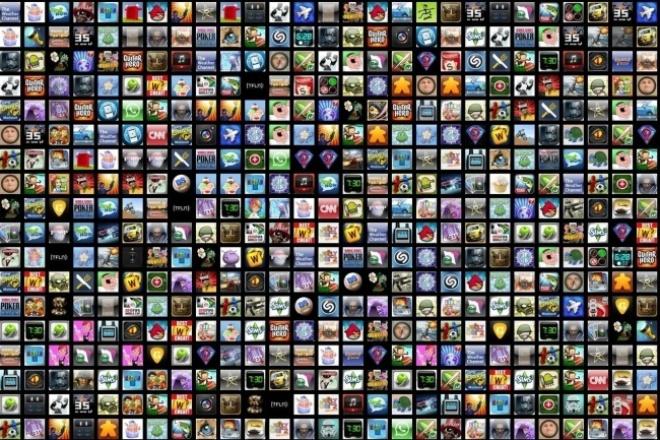 Нарисую 15 иконок для сайтаБаннеры и иконки<br>Сделаю 15 иконок и 2 бесплатно как подарок ( gift ) Иконки будут сделаны в зависимости от контента сайта !!!<br>