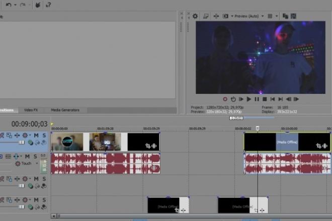 Смонтирую ваше видео за вас 1 - kwork.ru