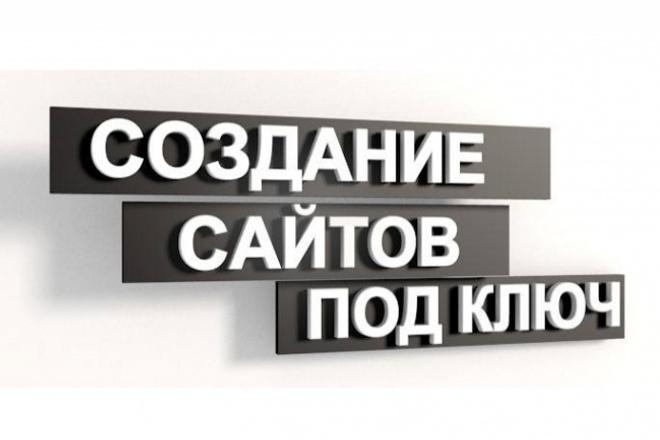 Сделаю копию сайта с изменениями под ключ 1 - kwork.ru