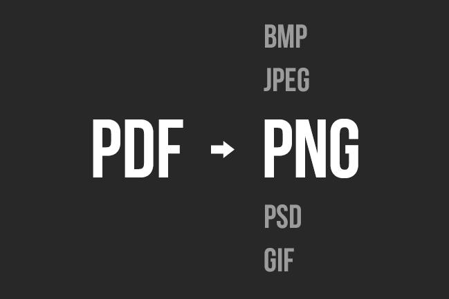 Извлеку изображения из pdf и сохраню в нужном формате - png, jpeg, psdОбработка изображений<br>Извлеку изображения из pdf-документа и сохраню в нужном формате (png, jpeg, psd, bmp и пр. ). Изображения сохраняю в том виде и размере, в каком они сохранены в pdf.<br>