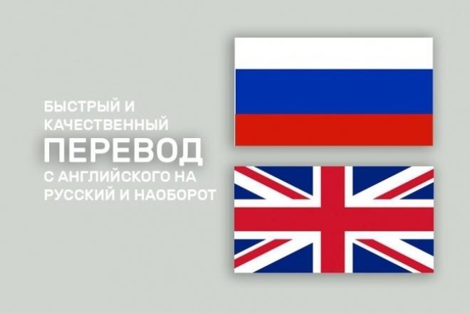 Заказ перевода текста с английского на русский
