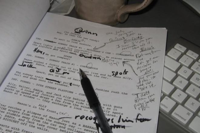 Напишу сценарий для видеоклипа 1 - kwork.ru