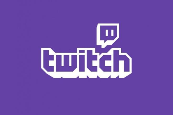 Сделаю баннер для Twitch канала 1 - kwork.ru