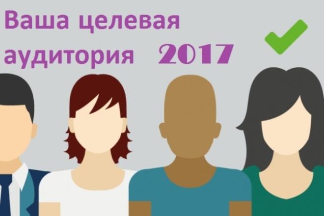 Качественная база активных интернет покупателей 2017 г 1 - kwork.ru