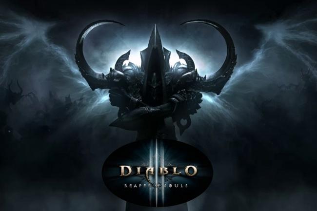 Прокачаю персонажа Diablo 3 1 - kwork.ru