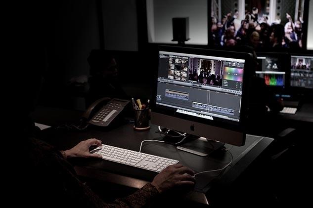 Монтаж видеоМонтаж и обработка видео<br>Монтаж видео. Создание титров. Добавление звука. Создание переходов между сценами. Использование корректирующих эффектов.<br>