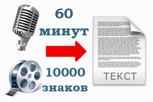 Транскрибация. Наберу любой текст с аудио, видео, фото, pdf и т. дНабор текста<br>Приветствую. В данном кворке вы можете заказать: Транскрибацию текста, то есть перевод ваших файлов (аудио, видео, фото) в текст. Набираю текст грамотно и быстро. Дословная расшифровка записей лекций, семинаров, тренингов, видео-уроков и т. д. Работаю быстро, четко и грамотно. Убираю слова -паразиты. Сразу замечу: Берусь только за записи со среднем, или высоким качеством записи. Сами понимаете-человеческий фактор. - Без орфографических ошибок. - Дословная, грамотная расшифровка. - Убираю слова паразиты и прочий мусор. - Разбитие текста на смысловые абзацы. Проставление тайм-кодов по вашему желанию. Спасибо, что посетили данный кворк!<br>