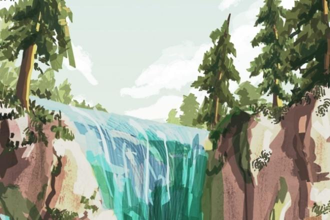 Нарисую иллюстрацию, картинуИллюстрации и рисунки<br>Приму заказ на создание иллюстраций и рисунков, концептов, зарисовок, картин. Могу выполнить как на компьютере, так и маслом на холсте. Время выполнения зависит от самого заказа, примерное время создания одного изображения - 1-4 дня.<br>