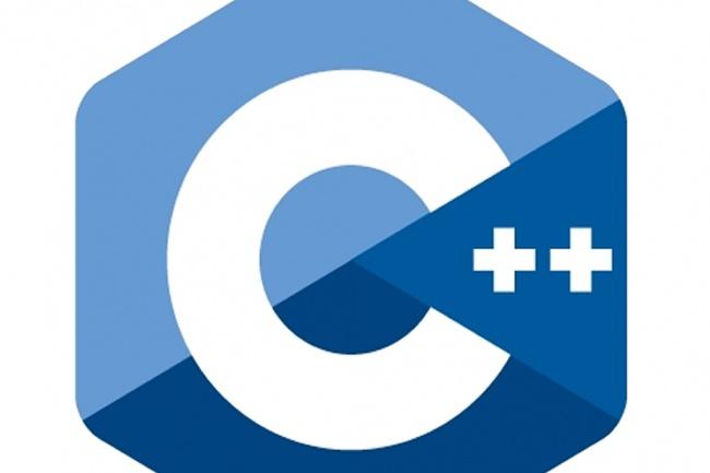 Напишу программу на С++ QtПрограммы для ПК<br>Разработка программ на С/С++/QT под Windows, решение задач по программированию или С/С++. Срок выполнения: полностью зависит от сложности задания. В среднем он составляет три дня.<br>