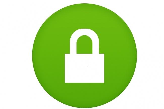 Установлю SSL-сертификат 1 - kwork.ru