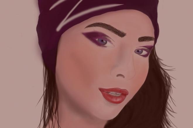Создам портрет по Вашей фотографии 1 - kwork.ru