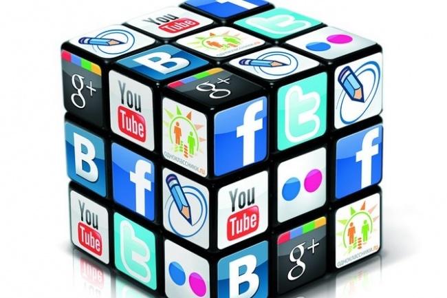 Ведение групп в социальных сетяхАдминистраторы и модераторы<br>Ведение групп в разных социальных сетях на любую тематику по обговоренным условиям. Ежедневное обновление новостной ленты. Качественное рекламирование.<br>