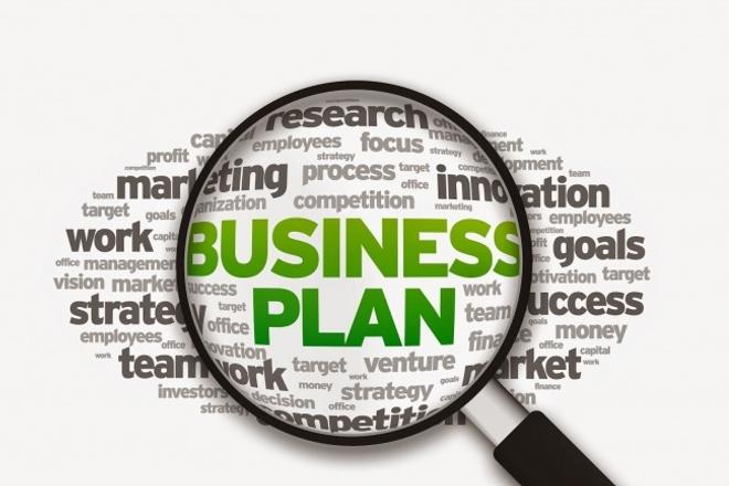 Составлю бизнес-план, проведу финансовый анализ 1 - kwork.ru