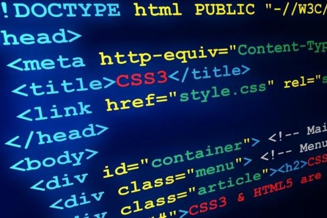 Выполню верстку html-шаблона из PSD-макетаВерстка и фронтэнд<br>Выполню верстку на html5+css3+javascript. Адаптивность(опционально) без bootstrap на чистом css, кроссбраузерность IE11+, валидность.<br>