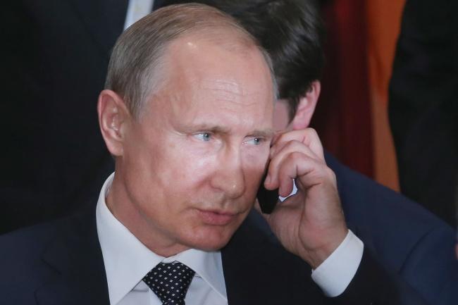 Звонок женщине от Путина, С  пожеланиями доброго утра 1 - kwork.ru