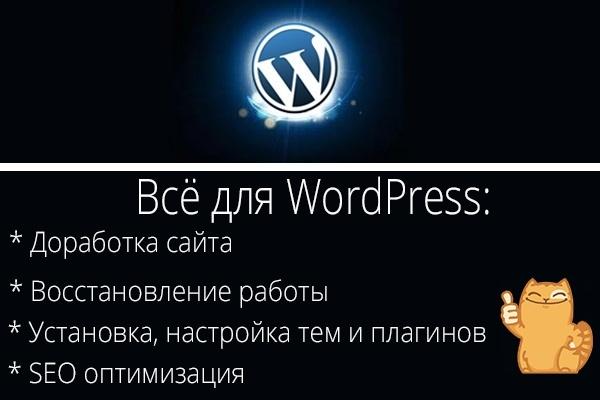 Полная доработка сайта и бонус 1 - kwork.ru