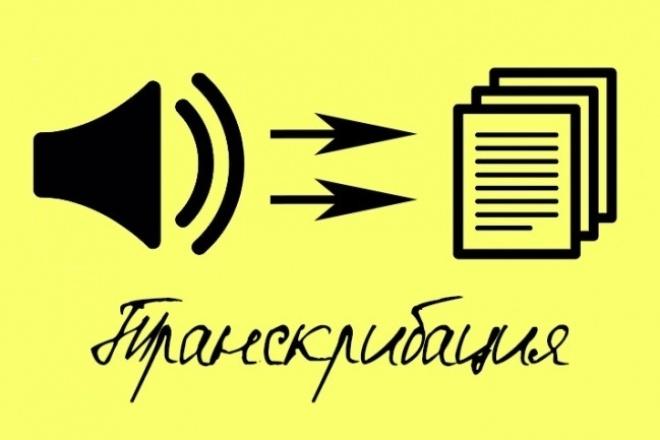 Переведу двадцать минут видео- или аудио-записи в текстНабор текста<br>Выполню транскрибацию двадцатиминутного видео или аудио абсолютно любого содержания. Отличная грамотность гарантируется! Видео или аудио не должно быть очень плотно забито словами (не больше примерно ста слов в минуту). P. S. Выполняю задание за два часа, не гнушаюсь содержанием!<br>