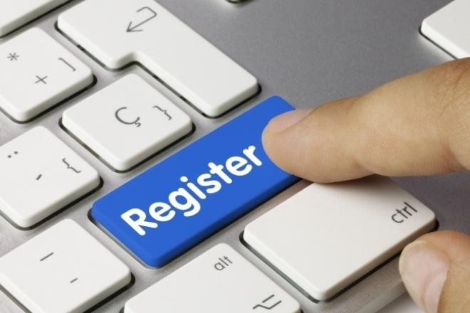 Пройду регистрациюПерсональный помощник<br>Зарегистрируюсь на 35 сайтах (или то количество которое Вам будет нужно), сделаю всё быстро и качественно!<br>