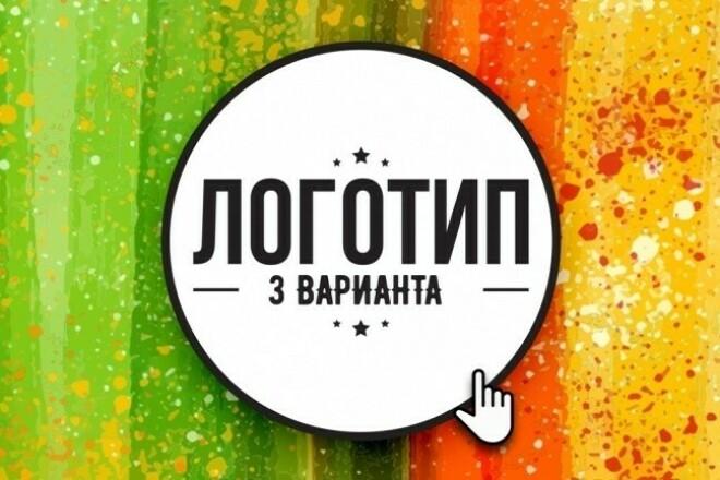 Сделаю логотип по вашему эскизу 13 - kwork.ru