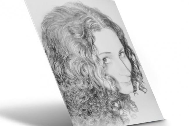 Напишу портретИллюстрации и рисунки<br>Рисую портреты на заказ с какой-либо фотографии в графике, оперирую не законченным художественным образованием.<br>