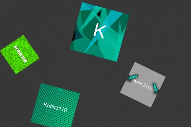 Сделаю логотип в 4 вариантах 1 - kwork.ru