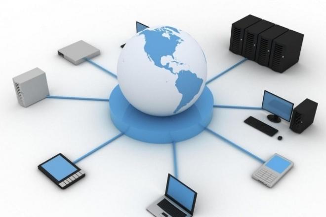 Создам виртуальный сервер VDS, Дедик на один год 1 - kwork.ru