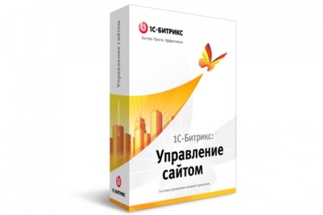Перенос сайта на 1С Битрикс на новый хостинг 1 - kwork.ru