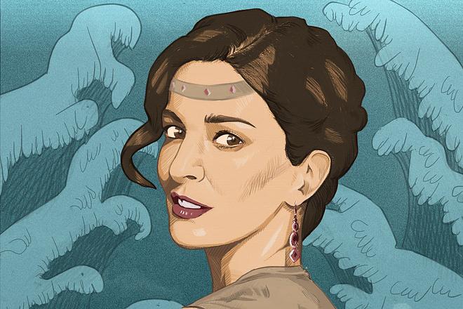 Цифровой портрет в стиле комиксов 1 - kwork.ru